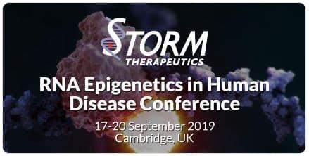 Storm RNA Epigenetics Conference